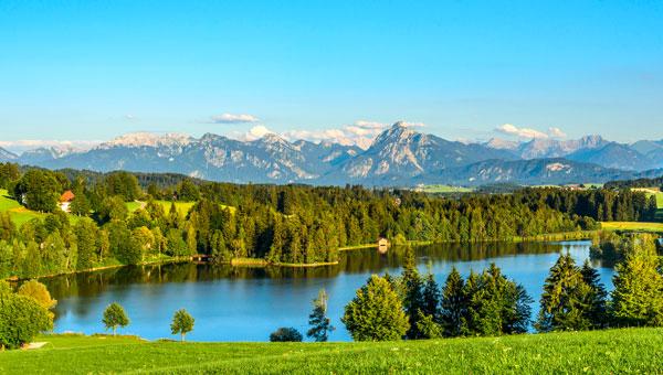 Ferienwohnung Bayern (Berge im Allgäu)